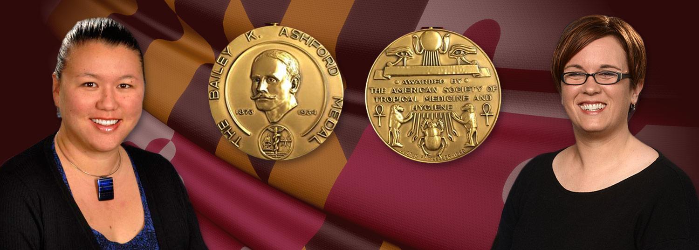 Bailey K Ashford Medal Banner