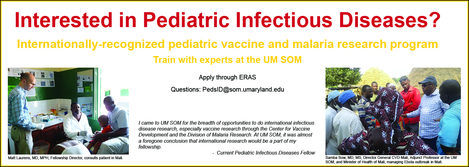 Division of Infectious Disease & Tropical Pediatrics