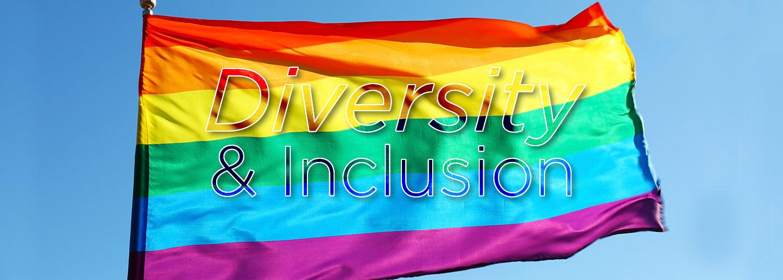 Diversity Flag Banner