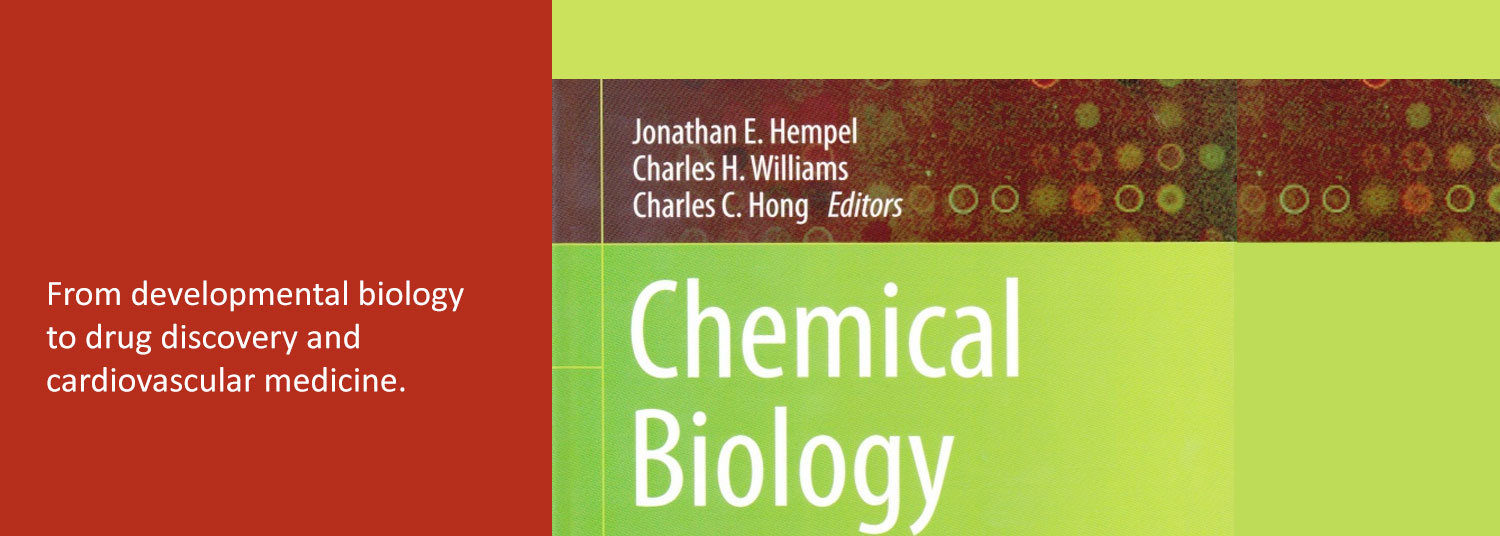 Chemical Biology by Hempel, Williams and Hong