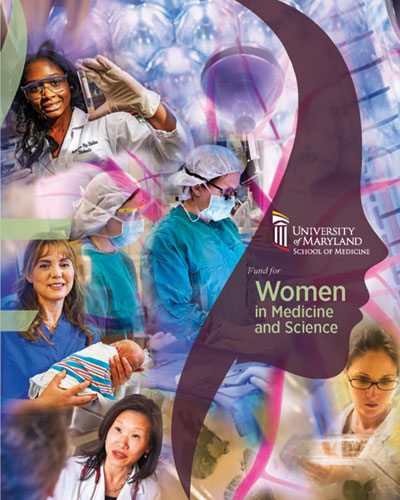 Women in Medicine and Science Brochure Cover