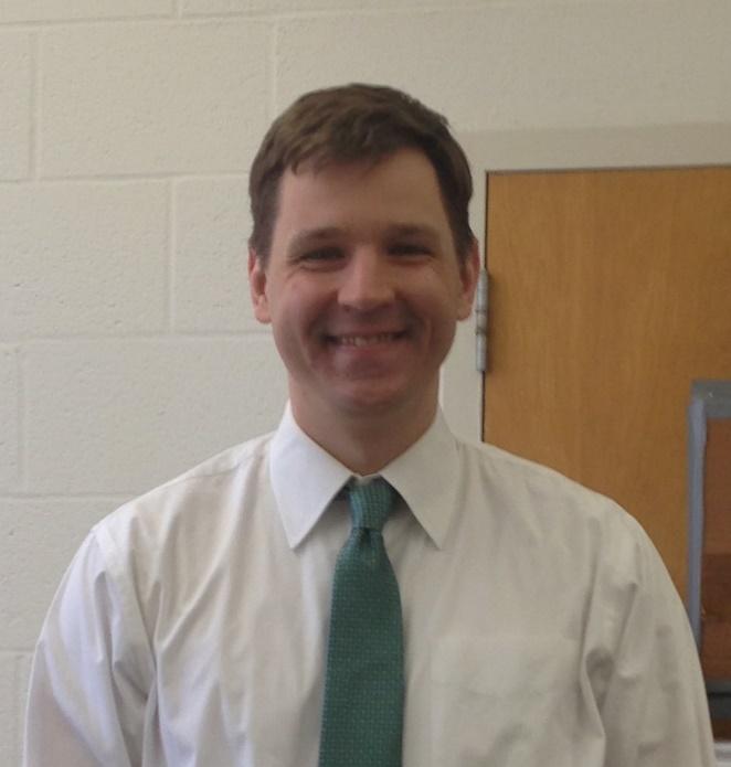 Photograph of Christopher Raub, PhD