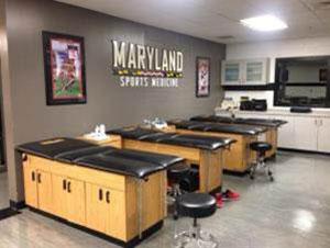 Maryland Sport Medicine PT Room