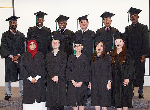 DMRT Graduates