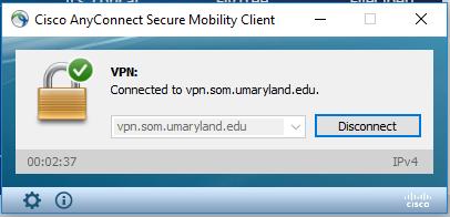 VPN Disconnect