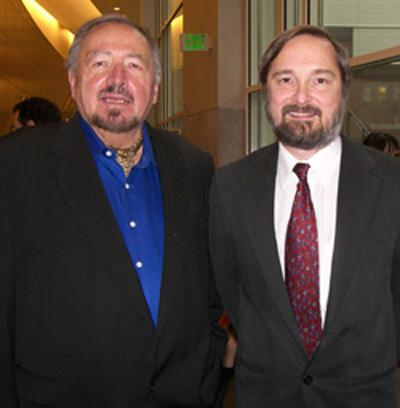 Jan Cerny and Jim Kaper