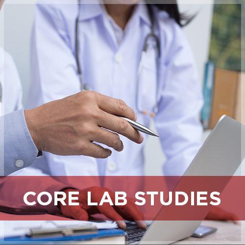 Core Lab Studies