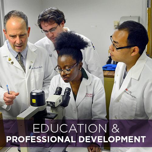 Education & Professional Development