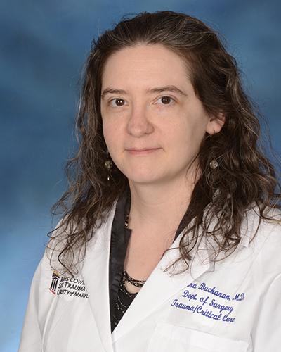 Dr. Laura Buchanan