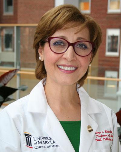 Raya E. Kheirbek, MD