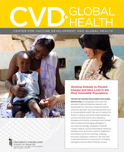 Cover of CVD brochure