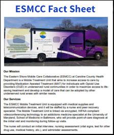 ESMCC Fact Sheet