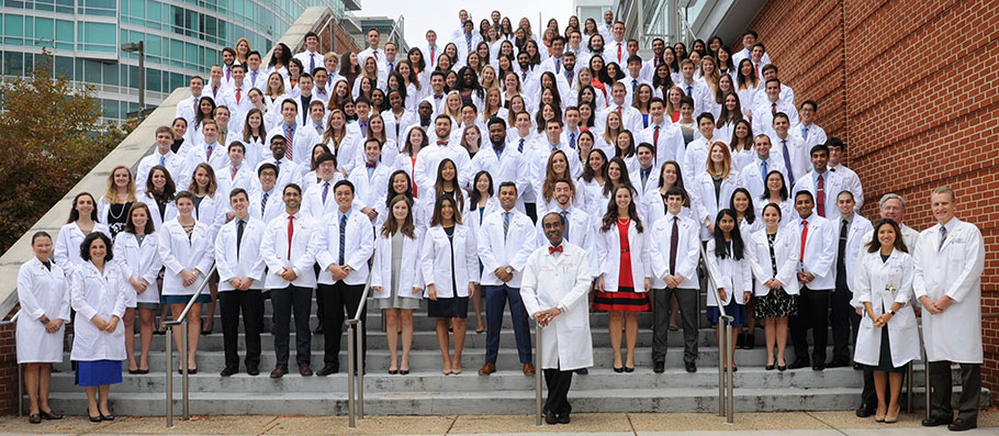 White Coat Students 2015
