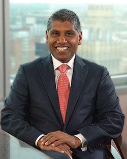 Mohan Suntha, MD, MBA