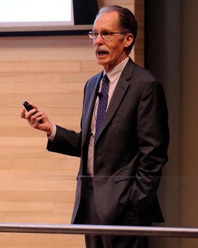 Huntington Willard, PhD