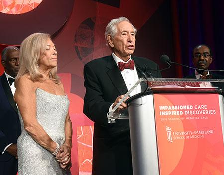 Robert E. Fischell, ScD and Susan R. Fischell