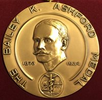 Bailey K. Ashford Medal