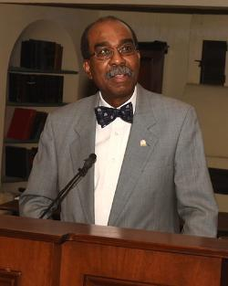 E. Albert Reece, MD, PhD, MBA