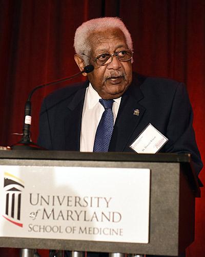 Dean Emeritus Donald E. Wilson, MD, MACP, AGAF