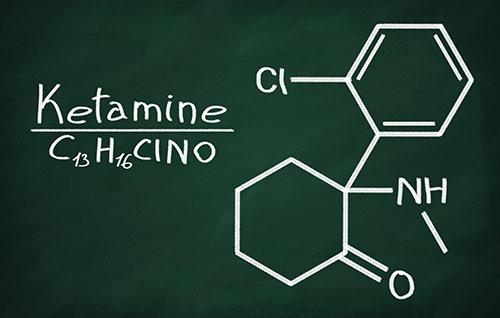 Ketamine Structural model