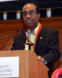 Dean E. Albert Reece, MD, PhD, MBA