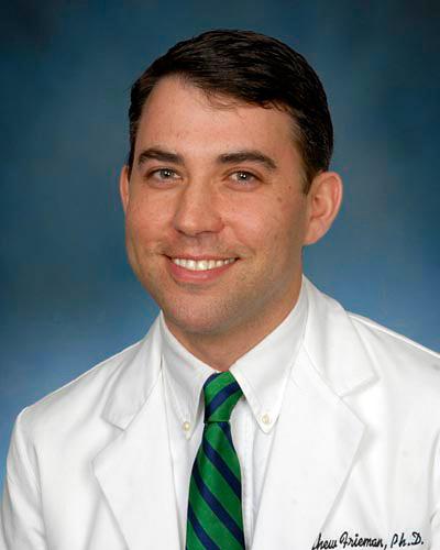 Matthew B. Frieman, PhD