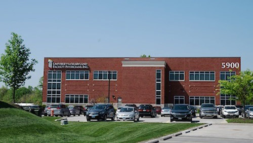 FPI Outpatient and SurgiCenter Building at 5900 Waterloo Crossing