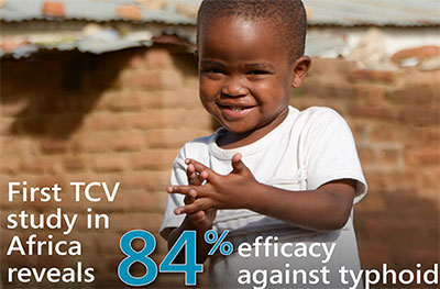 TCV was effective in all age groups, including children under five years of age.