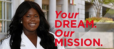 Admissions Brochure cover image