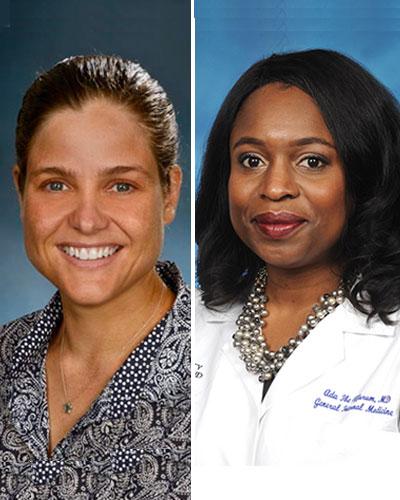 Drs. Niederhaus and Offurman