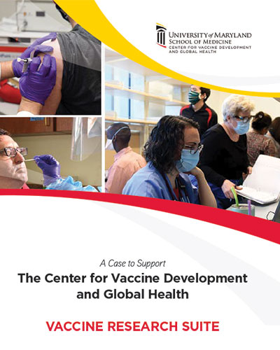 Cover of CVD Vaccine Research Suite flyer