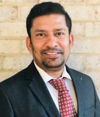 Photo of Dr. Gunasekaran