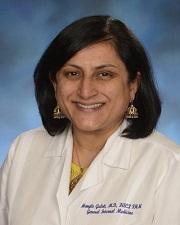 Dr Mangla Gulati