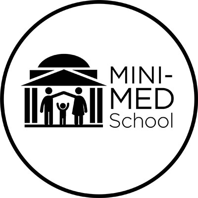 Mini-Med School Logo
