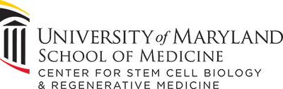 UMSOM Stem Cell Logo