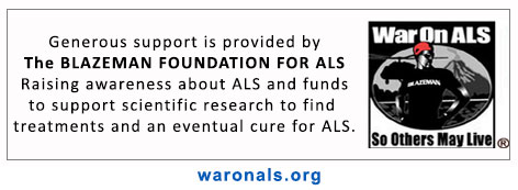 War on ALS Logo with URL