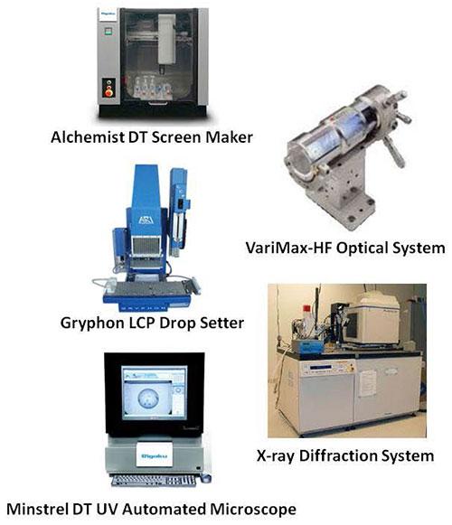 X-ray Crystallography Image02