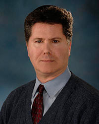 Ronald B. Gartenhaus, MD, co-leader of the Molecular and Structural Biology program