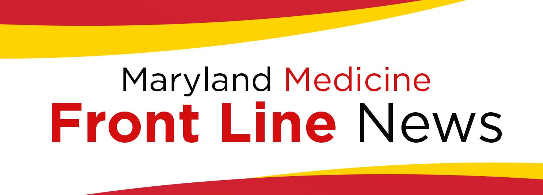 Maryland-Medicine-FRONT-LINE-Banner